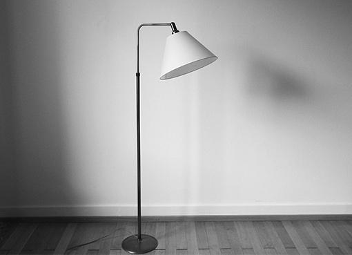 Stehlampe von BAG Turgi