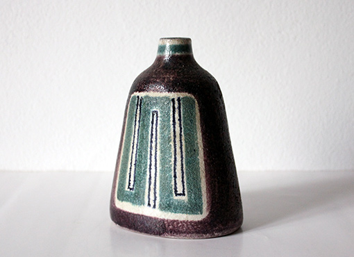 Vase von Arnold Zahner