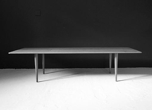 Teak-Clubtisch aus dem Idealheim, Basel