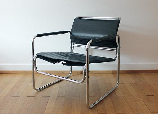 Seltener Sessel von Ueli Berger