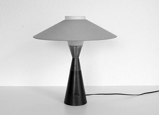 Tischlampe aus den 1950er Jahren