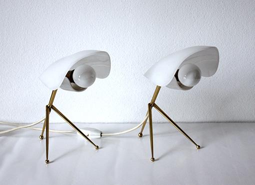 WKR-Tischlampen