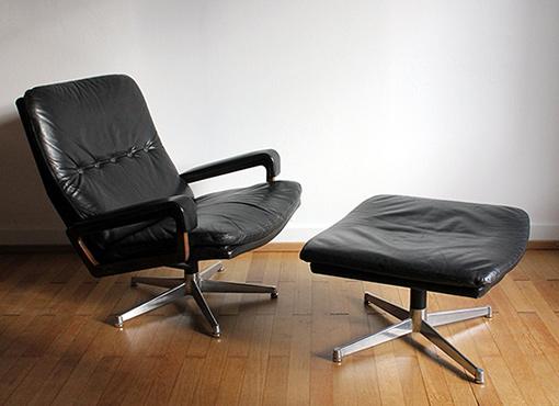 Strässle King Chair