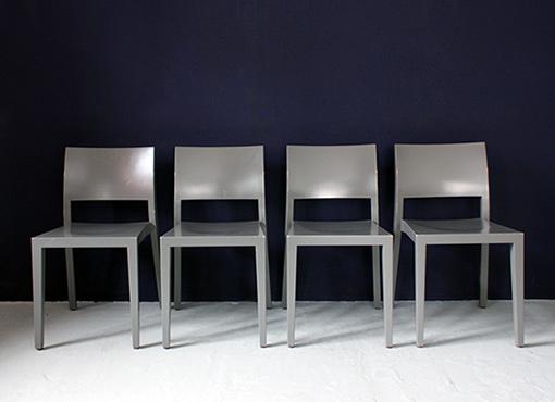 Lyra Stühle von Hannes Wettstein