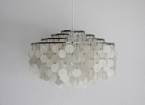 Deckenlampe FUN10Dm von Verner Panton