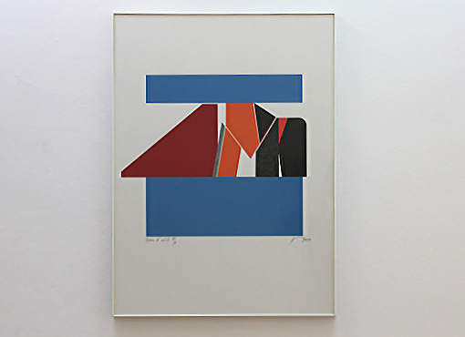 Künstlerdruck von Jean Baier