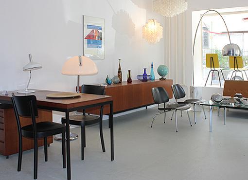 Designbutik ist wieder geöffnet