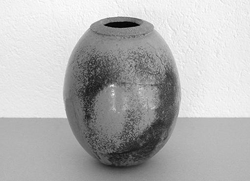 Türkisfarbene Vase