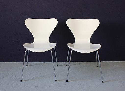 Stuhl 3107 von A. Jacobsen