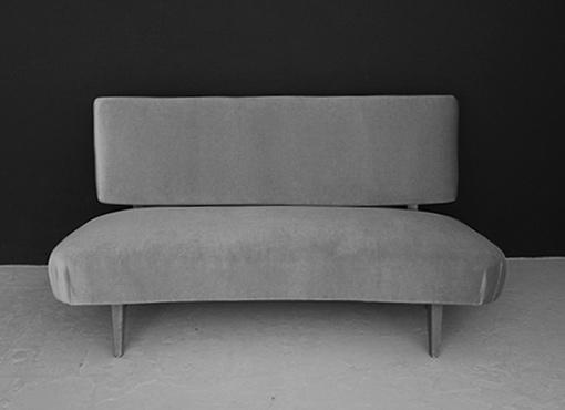 Sofa von Hans Buser