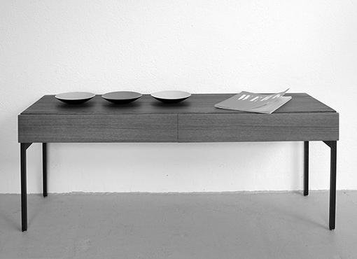 Schubladenmöbel von Dieter Waeckerlin