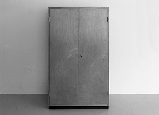 Sperrholzschrank von M. E. Haefeli