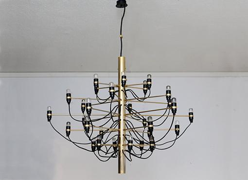 Leuchter 2097/30 von Gino Sarfatti
