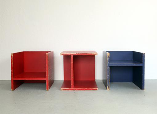 Kubus-Kindermöbel