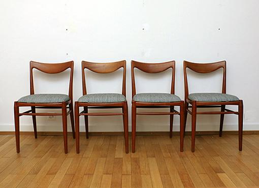 """Esszimmerstühle aus der """"Bambi""""-Serie"""