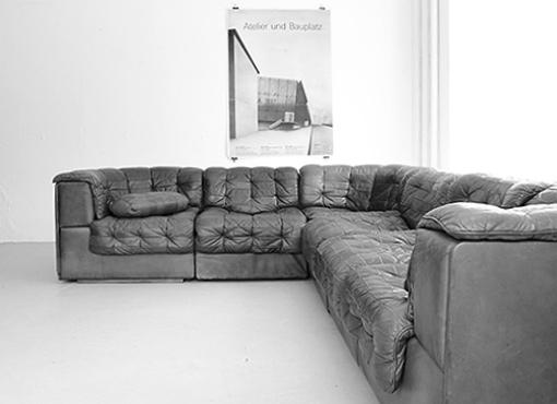 De Sede-Sofa DS11