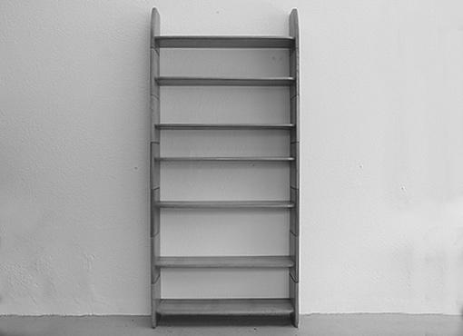Wohnhilfe-Büchergestell