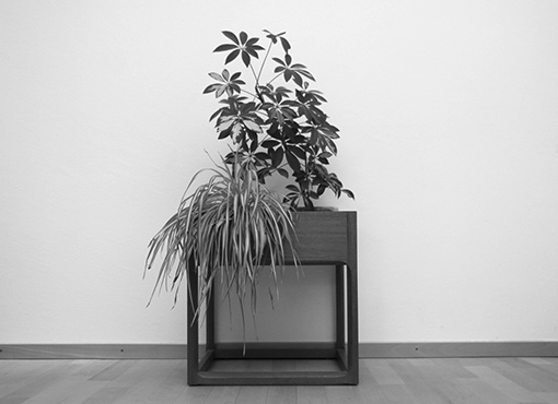 Dänischer Pflanzenständer