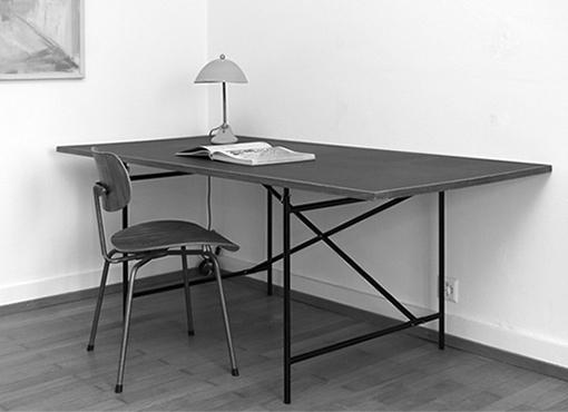Arbeitstisch von Egon Eiermann